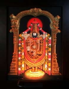 Balaji ABR Antique Wood Frame